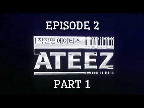 [INDO SUB] Code Name Is ATEEZ EP. 2 [1/6]