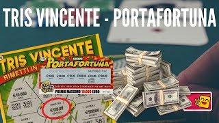 Gratta e Vinci   Gratta e Vinci Online   Portafortuna - Tris Vincente   SIAMO S....FORTUNATI