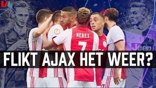 'Ook Zonder De Ligt & De Jong Een Schande Als Ajax de Groepsfase van de Champions League Niet Haalt'