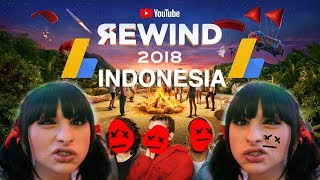Download Video Youtube Rewind INDONESIA 2018 - @hati2diinternet Version MP3 3GP MP4