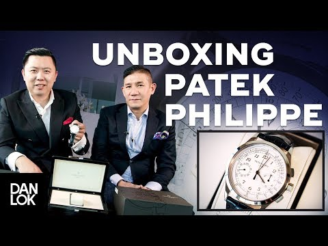 Unboxing Patek Philippe - World's Most Luxurious Watch Manufacturer