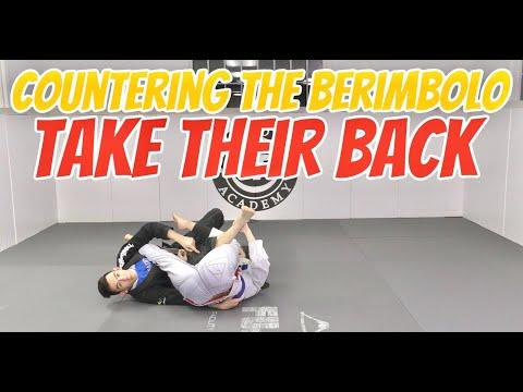 Counter The Berimbolo TAKE THEIR BACK