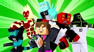 Minecraft: OMINITRIX: NOVOS ALIENS ! - BEN 10 MOD ‹ LOKI ›