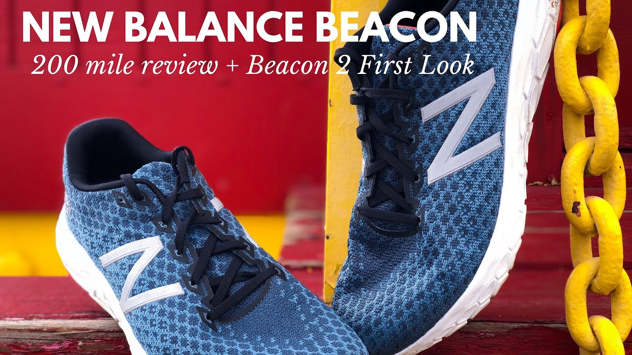 f4fa50ea876f New Balance Beacon 200 Mile Review + Beacon 2 First Look - YouTube