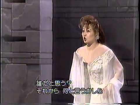 佐藤 しのぶ 「蝶々夫人」 から 「ある晴れた日に」 2001