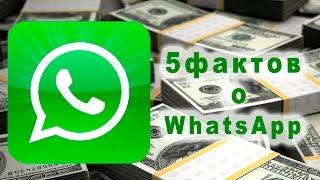 5 фактов о WhatsApp(, 2016-01-21T22:54:43.000Z)