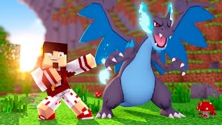Minecraft: MEGA CHARIZARD - POKEMON Ep.11 ‹ AMENIC ›