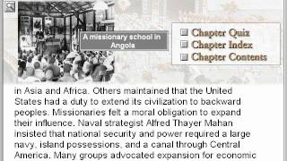 Creating an Empire 1865-1917 (The American Journey Part 23)