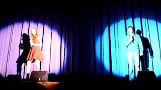 Michael Buble Everything/Shawn & Zach's duet Shawnee Heights 2013