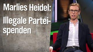 Ehring im Gespräch mit Marlies Heidel (AfD-MdB): Illegale Parteispenden