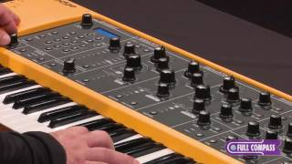Studiologic Sledge 2.0 Synthesizer Demo | Full Compass