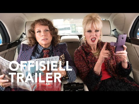 Absolutely Fabulous: The Movie | Offisiell HD Trailer  | 20th Century Fox Norge