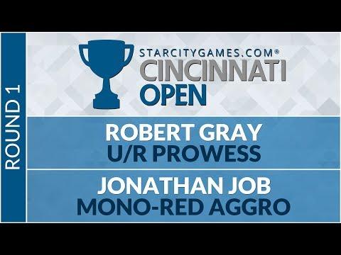 SCGCIN - Round 1 - Robert Gray vs Johnathan Job (Standard)