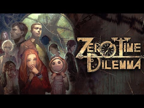 Let's Play Zero Time Dilemma #4: Crossed Wires
