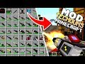 ARMAS REALISTAS NO MINECRAFT! - TECH GUNS MOD