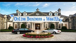 GET Rich With Your Online Business