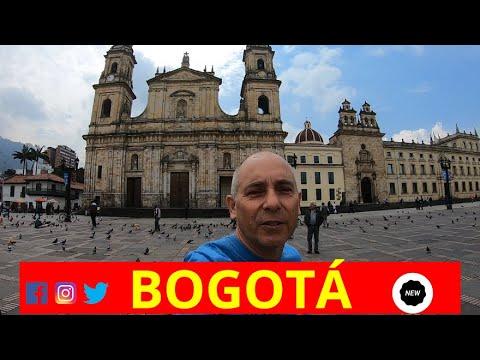 Que ver y hacer en Bogotá, COLOMBIA