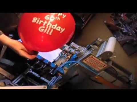 Personalised Balloons   Printed Balloons   Custom Balloons