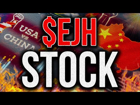 🔥E-Home Household [$EJH] Stock 💥Buy Now?💥