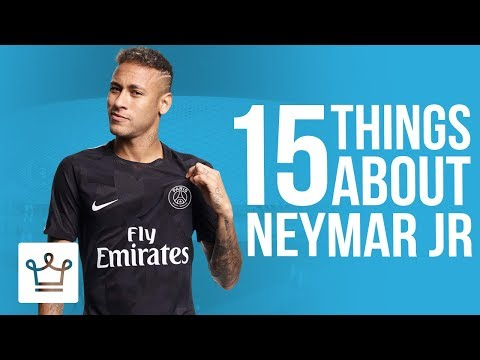 15 Things You Didn't Know About Neymar Jr.