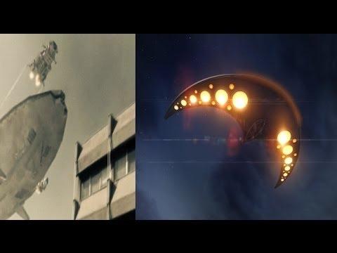 NEW UFO FLEET AND MASSIVE ALIEN SHIP SEEN IN EUROPE 2016  MULTIPLE WITNESSES  UFO Secret TV