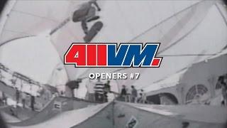 411 Classic Openers #7 | TransWorld SKATEboarding