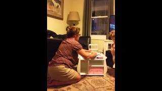 Liv Bitty Baby changing table