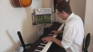 Mussorgsky - Promenade (Pictures at an Exhibition) Piano