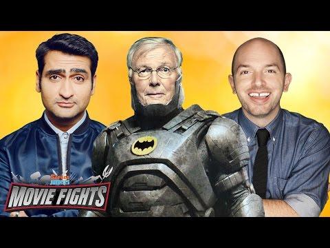 What Superhero Should Return When They're Old? w/ Paul Scheer & Kumail Nanjiani