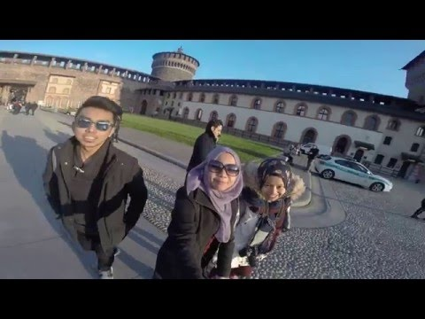 Rocambolesco Italia | Travel Diary 2016