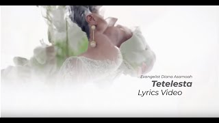 Envagelist Diana Asamoah  Tetelesta Lyrics Video.mp3