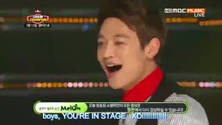 SHINee Best funny moments in award ceremonies