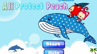Ali Protect Peach - Game Show