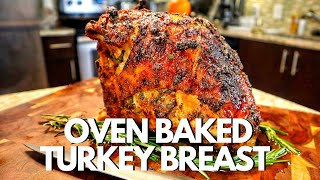 Bake a turkey breast | holiday recipes ...