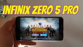 Infinix Zero 5 Pro PUBG Gameplay+Rules of Survival Gaming test/ Helio P25/Mali T880
