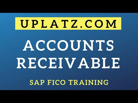 SAP FI Training (Accounts Payable & Accounts Receivable) - by Uplatz