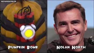 Team Fortress 2 Characters Voice Actors