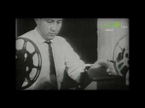 Documental sobre la TV educativa en Colombia (1969)