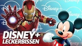 SCHMANKERL auf DISNEY+ | Special zum Disney Plus Start