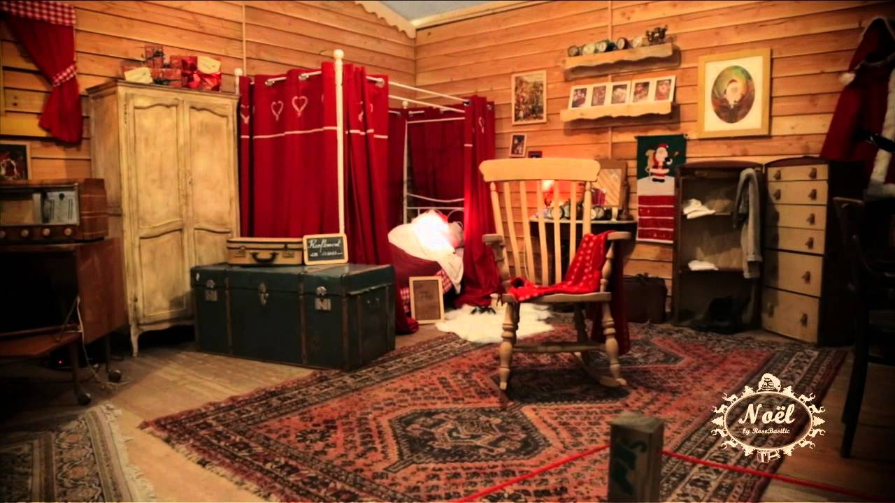 La maison du p re no l youtube - A la maison pour noel ...