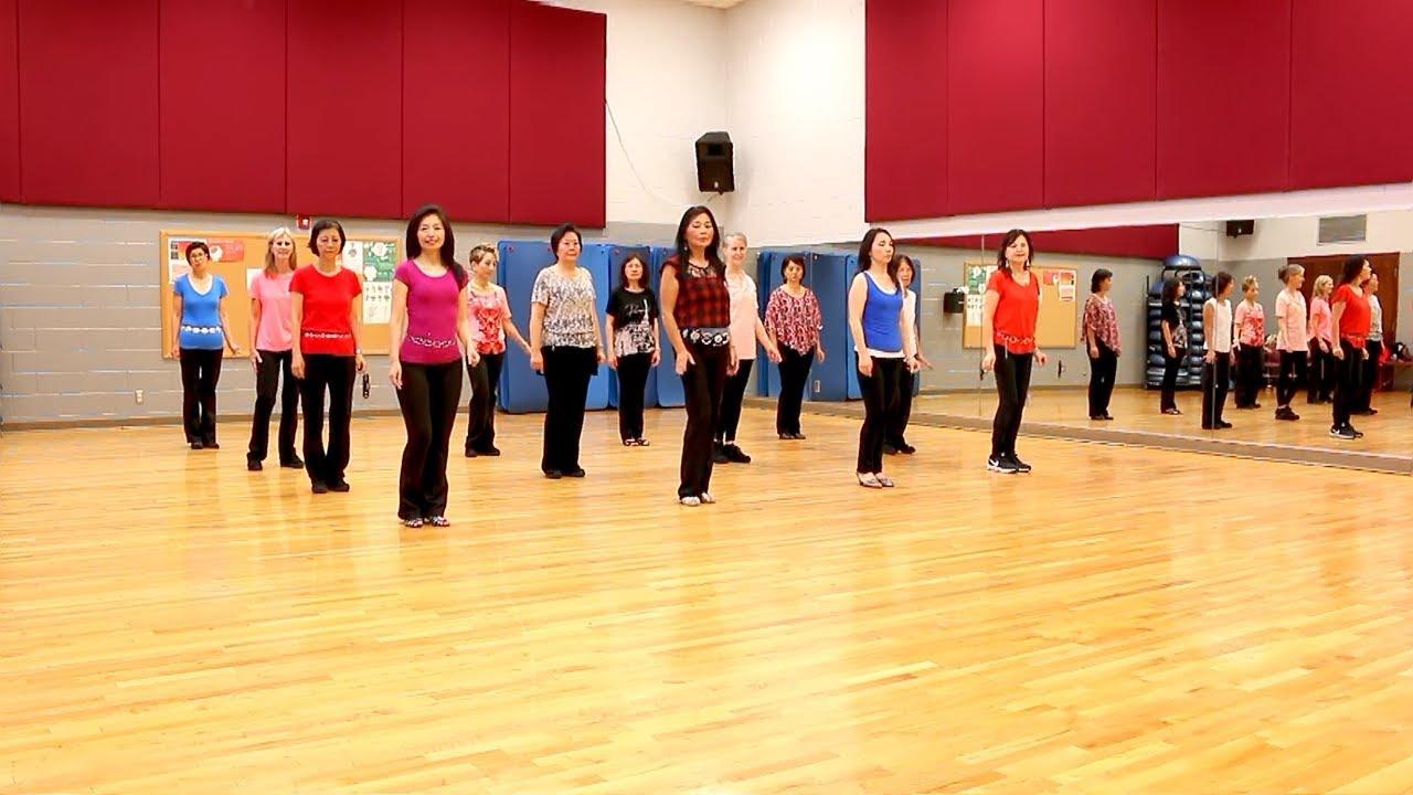 All Katchi, All Night Long - Line Dance (Dance & Teach in English & 中文)