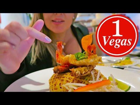 BEST PLACE TO EAT IN VEGAS ! Arawan Thai Bistro & Dessert