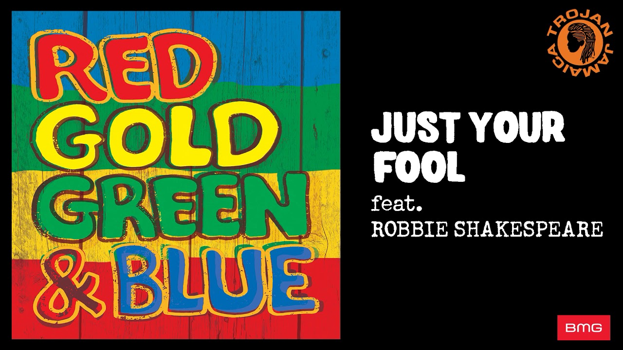Trojan Jamaica: Just Your Fool - Robbie Shakespeare