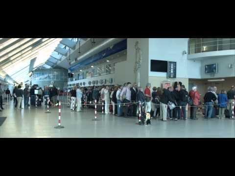 Tallinn Airport Timelaps