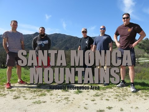 Santa Monica Mountains National Rec. Area - SoCal Mountains and Surf (Vlog)