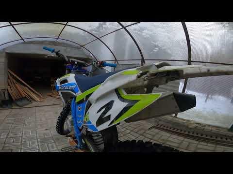Обзор на Motoland XT 250 HS, ПОЛОМКИ за 30 часов