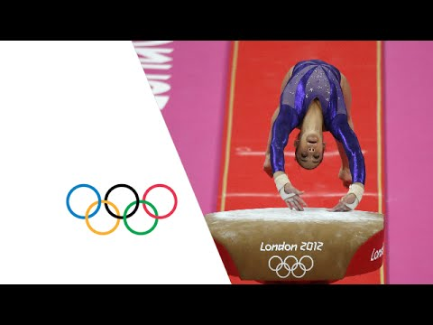 USA's 'Fierce Five' - Artistic Gymnastics Qualification | London 2012 Olympics