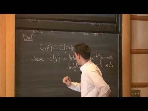 The Weyl law for algebraic tori - Ian Petrow