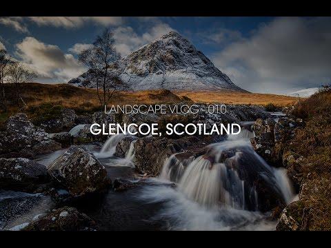 Landscape Vlog 10 - Glencoe, Scotland