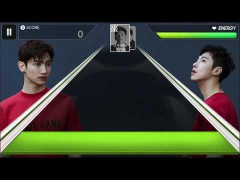 SUPERSTAR SMTOWN | TVXQ!(Event) - 평행선 (Love Line)(Hard)(First Time)